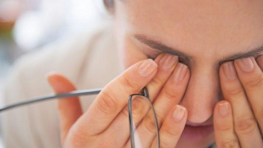 Síndrome do Olho Seco
