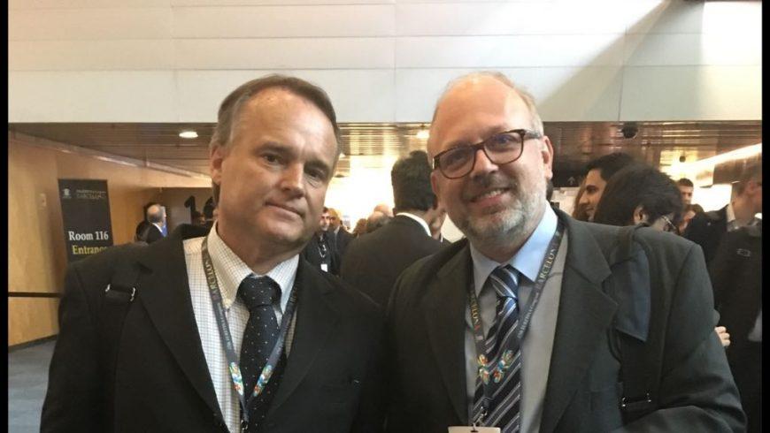 Dr. Josmar Sabage participa do mais importante congresso de retina do mundo, o Euretina 2017