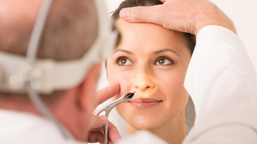 Obstrução nasal tem cura?