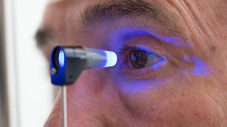 Os cuidados com o glaucoma durante a vida