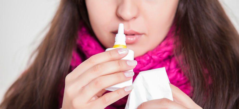 Consequências do uso indiscriminado de medicamentos descongestionantes nasais
