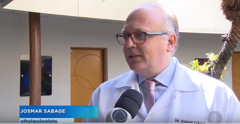 Oftalmologista do IOB fala sobre Retinopatia Diabética no SP Record