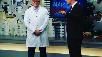 Dr. Josmar Sabage fala sobre retinopatia diabética à TV Record