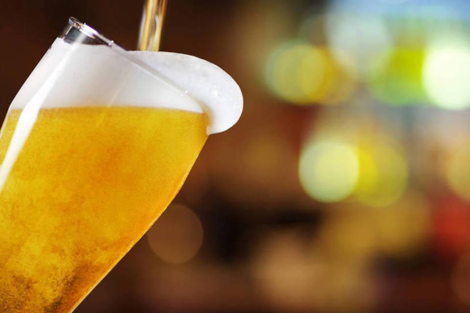 Cerveja pode prejudicar a visão?