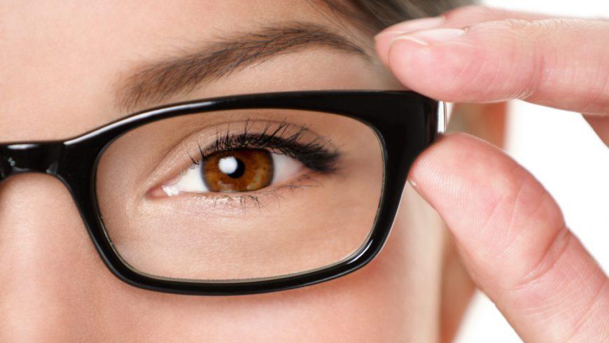 A visão e o uso correto dos óculos