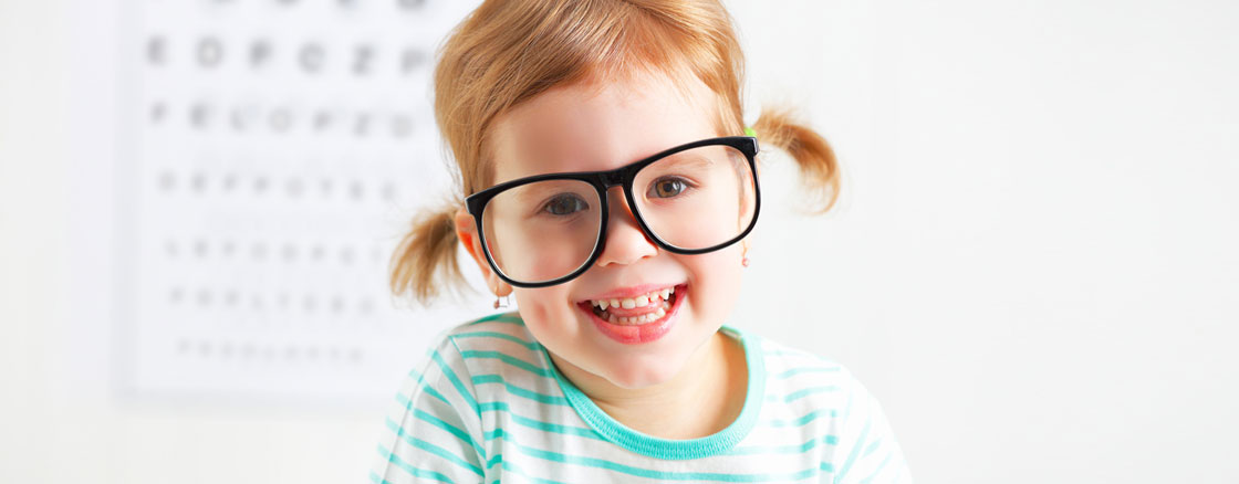 Como a hipermetropia acontece na infância