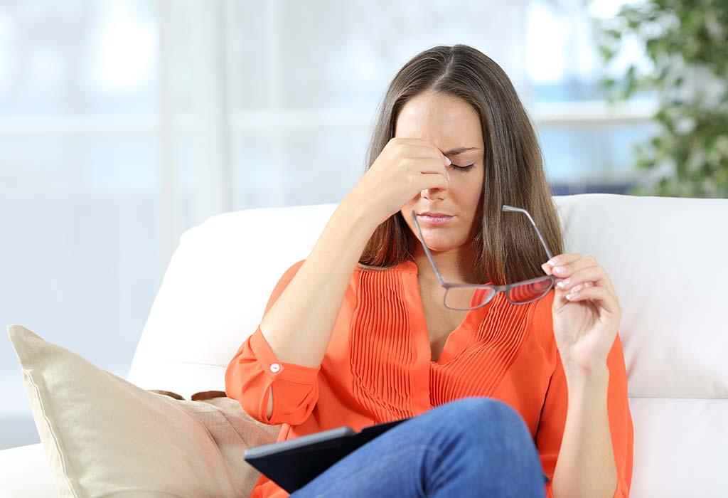 Quando a dificuldade para enxergar é sintoma e não doença