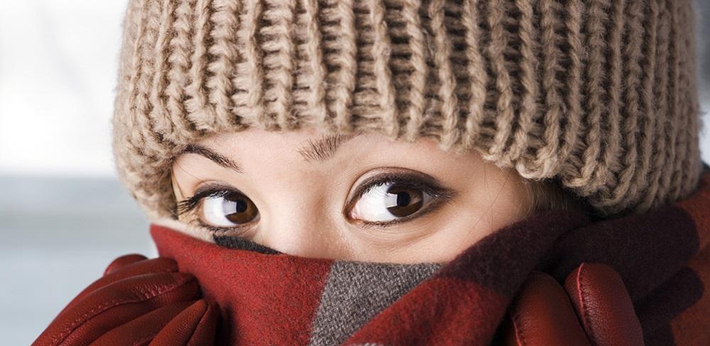 A chegada do inverno aumenta o número de pessoas com problemas oculares