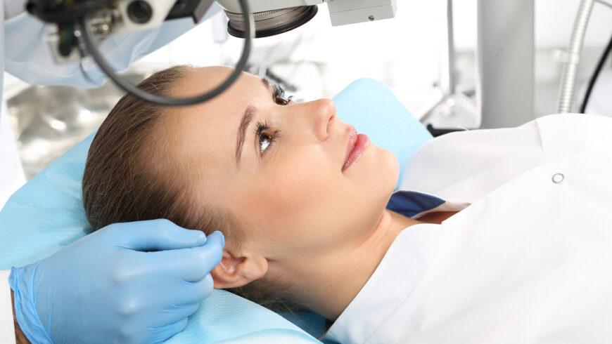 O uso da anestesia em procedimentos oculares