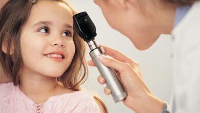 Cuidados oculares na infância e adolescência