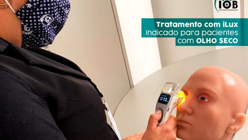 """""""SPA do olho seco"""": conheça o novo espaço do IOB para o tratamento da doença"""